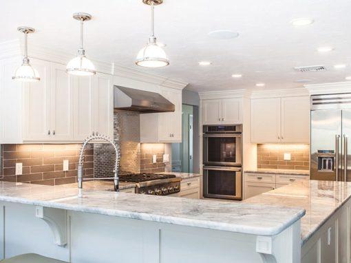 Kitchen & Dining Room<BR>Hamilton, MA