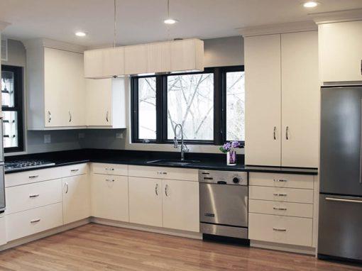 Kitchen Renovation<BR>Lynn, MA