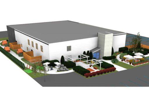 Site Design<BR> – Woburn MA