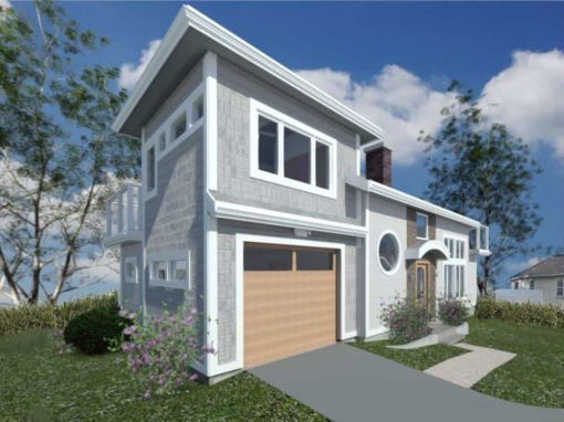 House Rehab. in Construction <BR> In Ipswich, MA