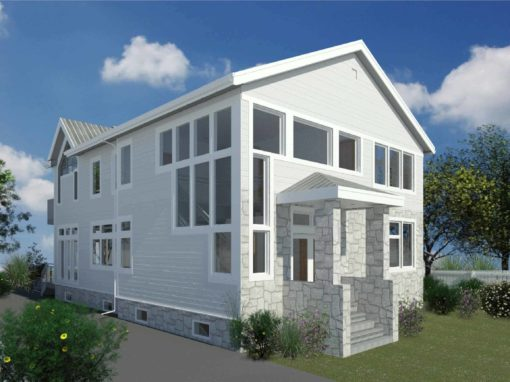 New House in Construction<BR>In Weymouth, MA