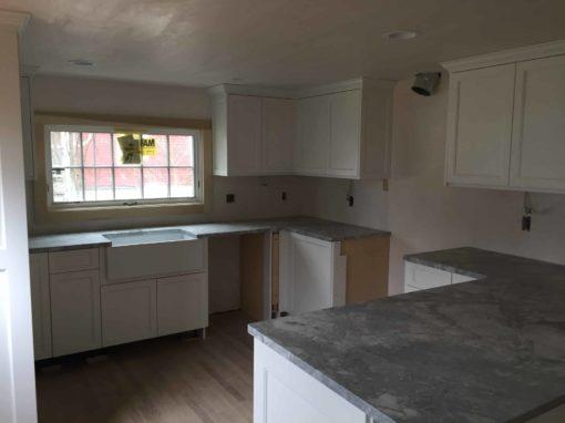 Residential Interior Renovation<BR>Salem, MA