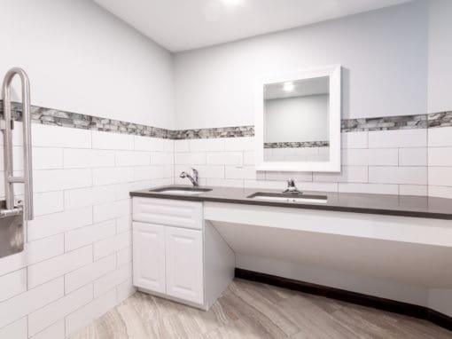 ADA Compliant Bathroom<BR>Woburn, MA