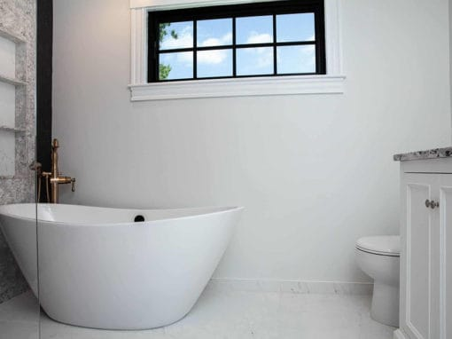 Bathroom Renovation<BR>Ipswich, MA