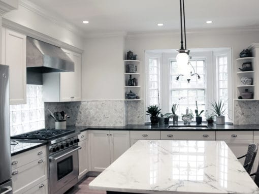 Kitchen & Bath Renovation<BR>Marblehead, MA